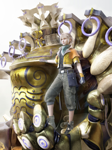 final fantasy xiii eidolon alexander