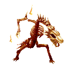 final fantasy iv ds enemy dinozombie