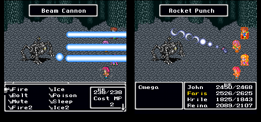 final fantasy v boss omega