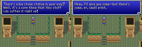 final fantasy v advance arena