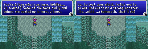 final fantasy v advance river of souls