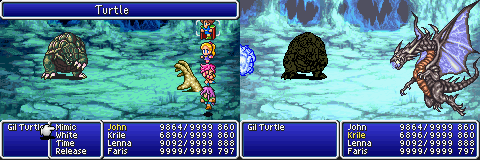final fantasy v advance gil turtle