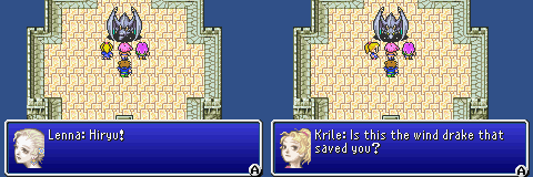 final fantasy v advance phoenix