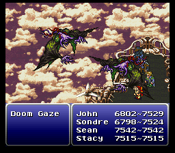 final fantasy vi advance doomgaze