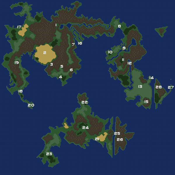 final fantasy vi world map