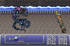 final fantasy vi advance blue dragon