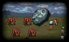 final fantasy vi desperation attack punishing meteor