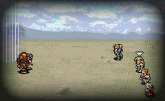 final fantasy vi desperation attack royal shock