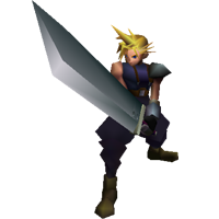 final fantasy vii character Cloud Strife