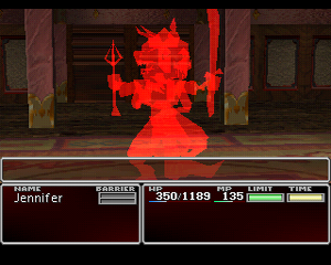 final fantasy vii boss godo