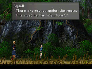final fantasy kingdom, final fantasy viii life stone