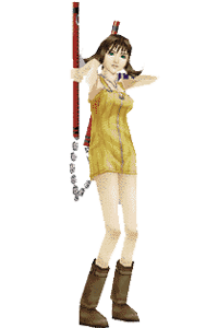 final fantasy viii character selphie