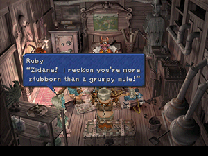 final fantasy ix ruby intervention