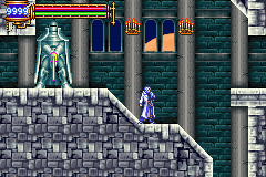 aria of sorrow screenshot