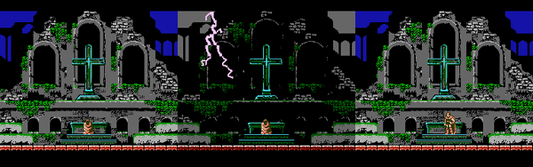 castlevania 3 character