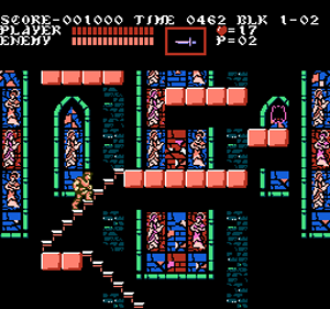 dracula's curse screenshot