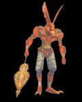 chrono cross enemy cassowary