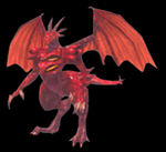 chrono cross enemy fire dragon