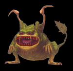 chrono cross enemy green dragon