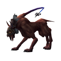 dirge of cerberus enemy crimson hound