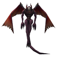 dirge of cerberus enemy gargoyle