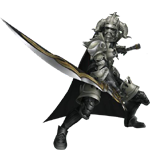 dissidia gabranth ex mode
