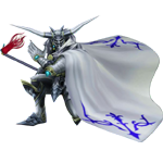 dissidia garland ex mode