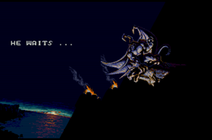 gargoyles screenshot