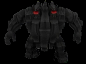 kingdom hearts coliseum rock titan