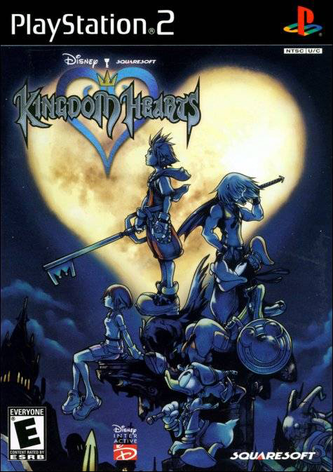 Kingdom hearts cover