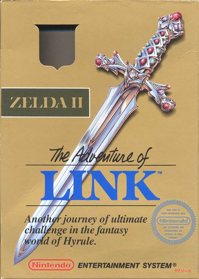 adventures of link cover